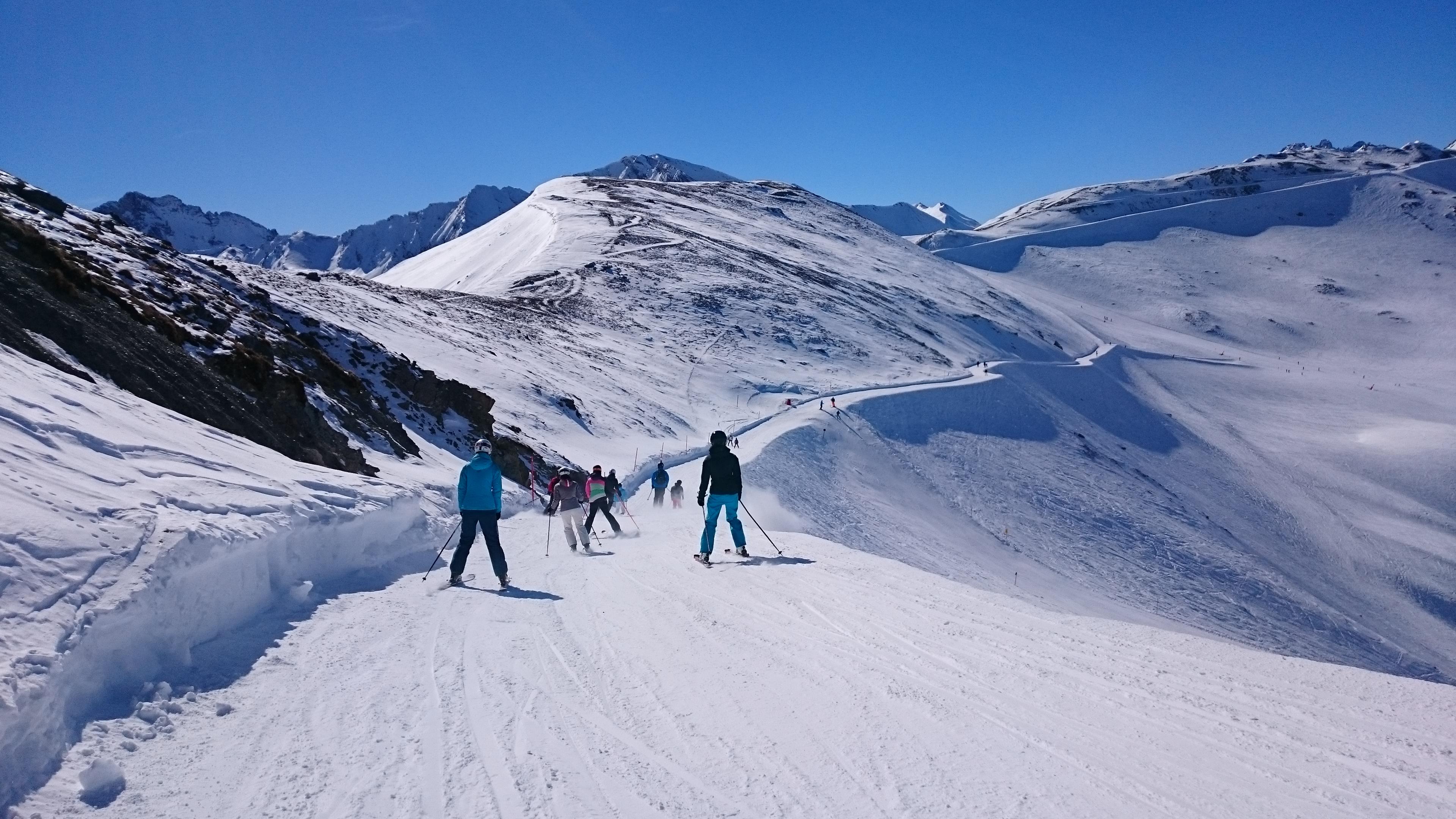 Anpassen der Geschwindigkeit - Wahrheitsfrage bei Skiunfällen
