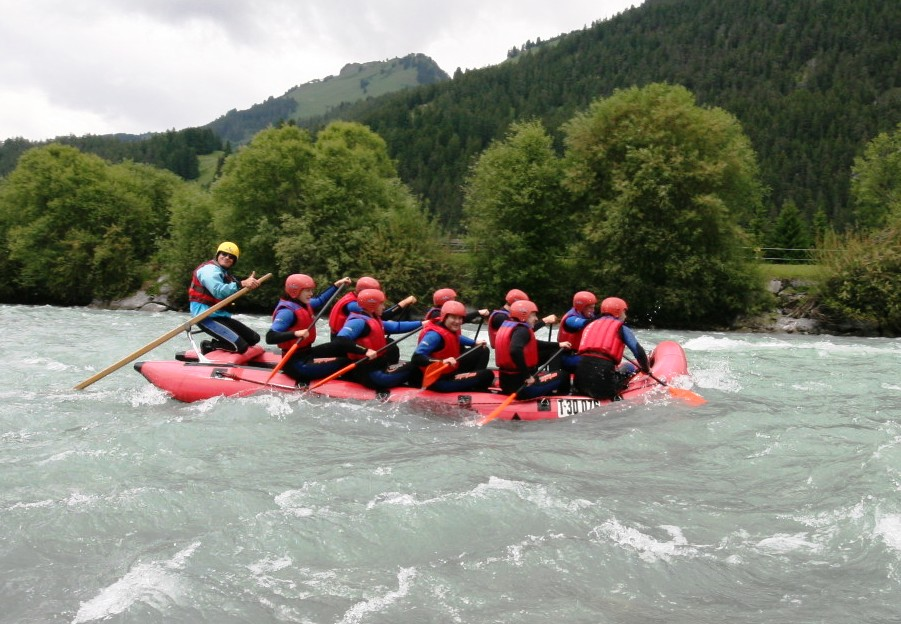 Pegel Lech (c) fun-rafting.at