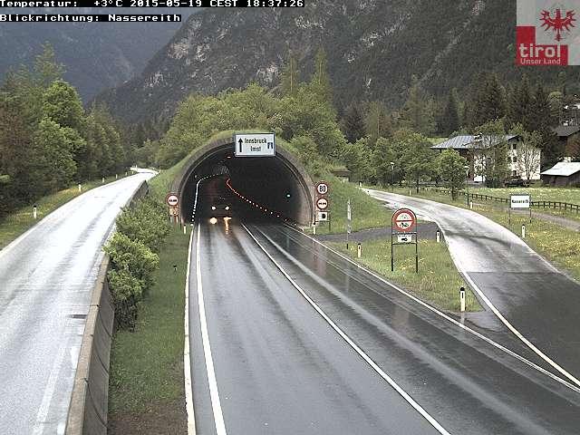 Webcam Fernpass (c) Land Tirol Abteilung Verkehr