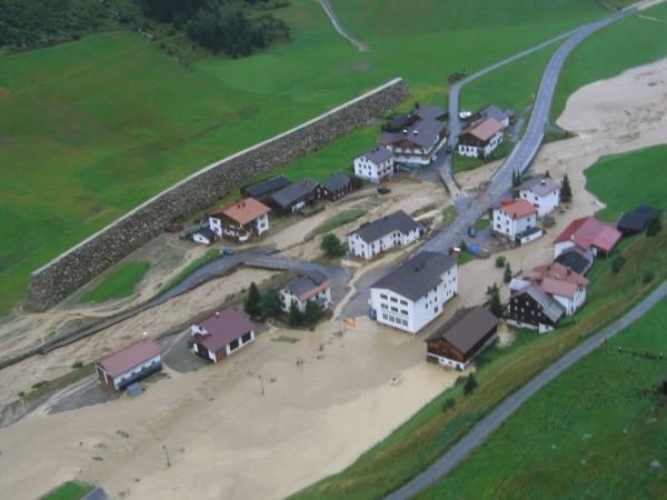 Galtür - Tschafein