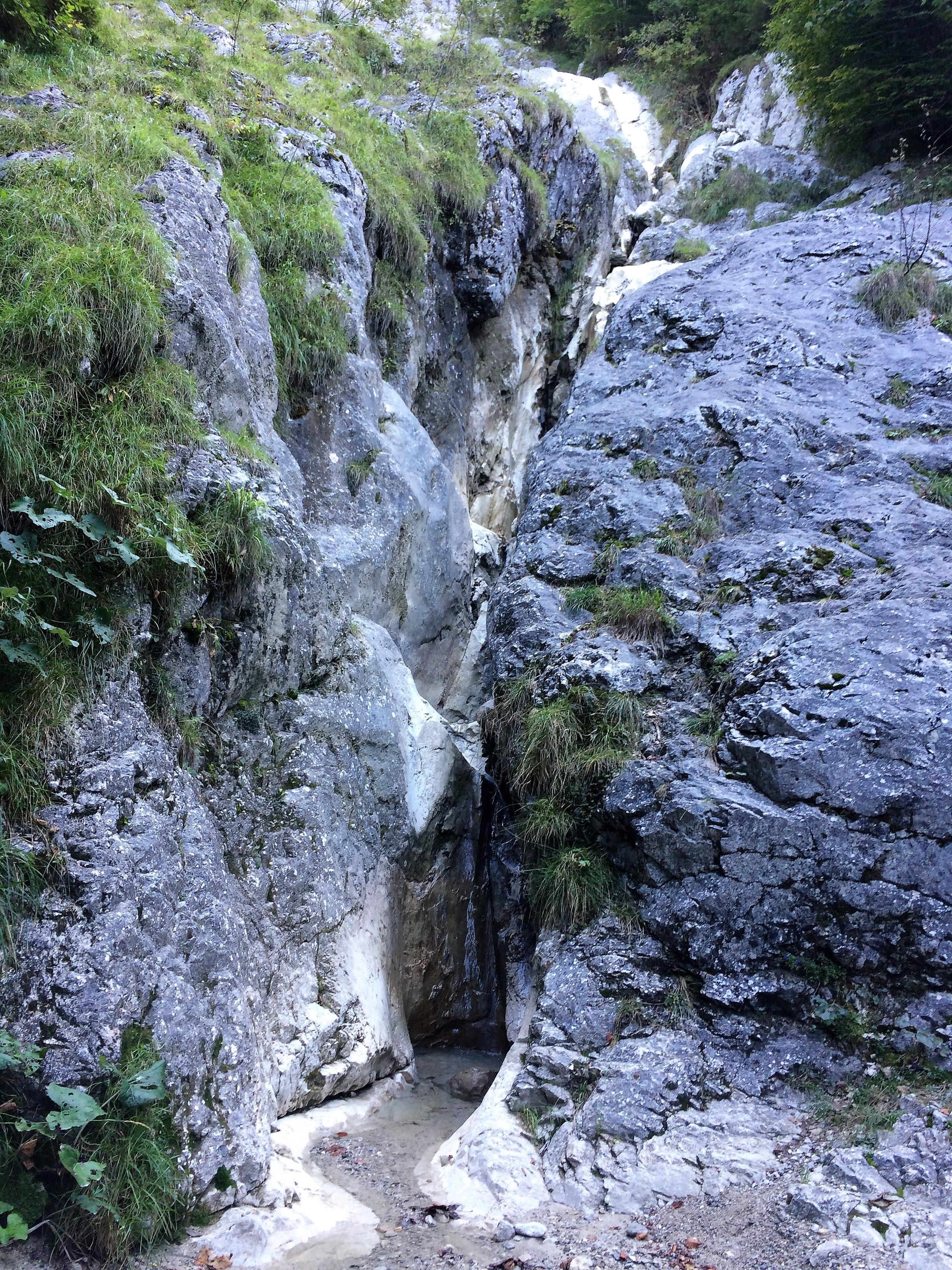 Kühbach Ausstieg