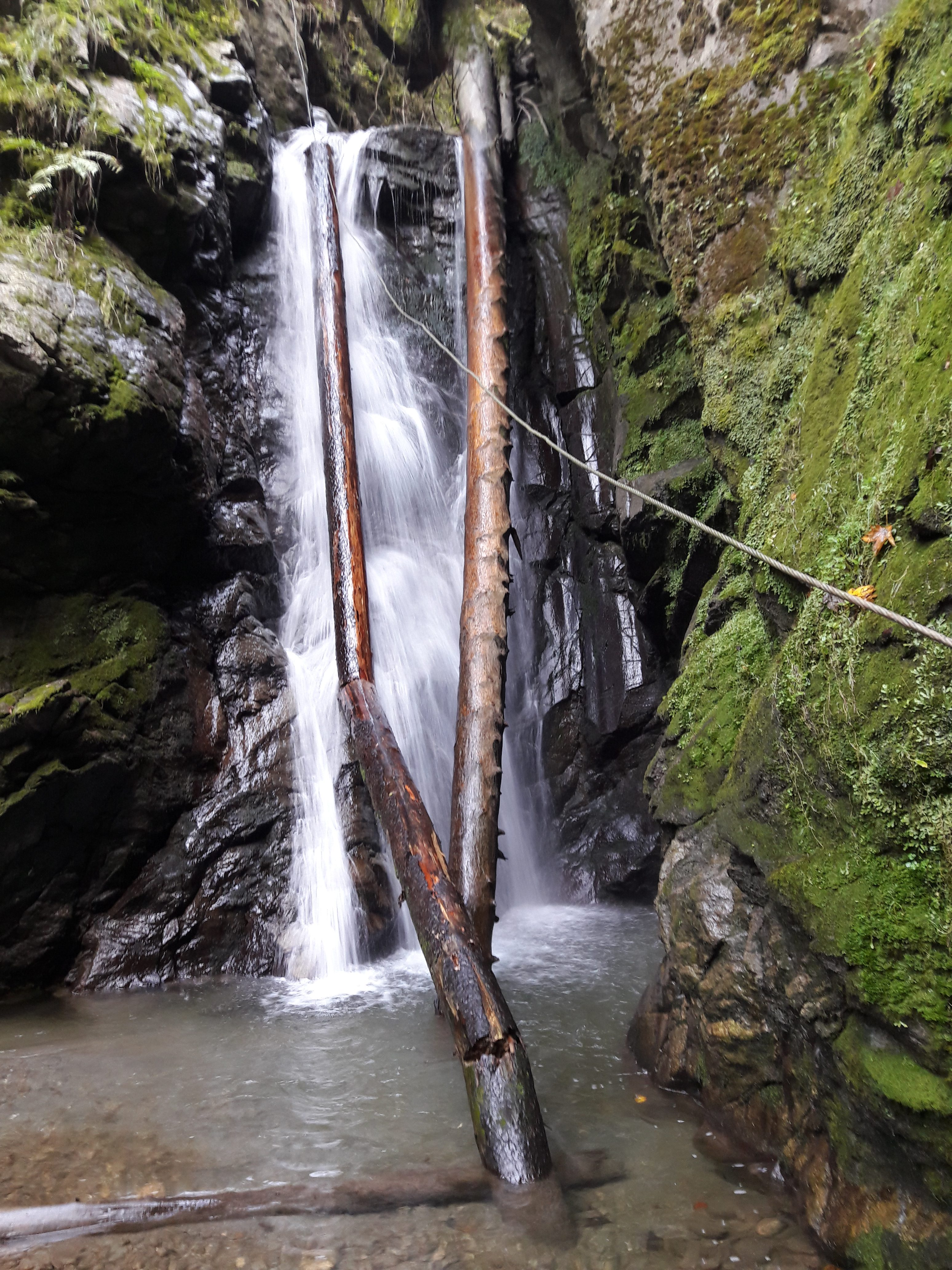 Weerbergcanyon Wasserfall A20 m