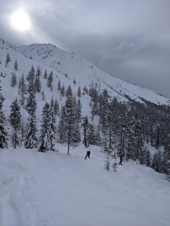 Lawinenereignisse Landeck 2020-21 | Skitour in Fendels