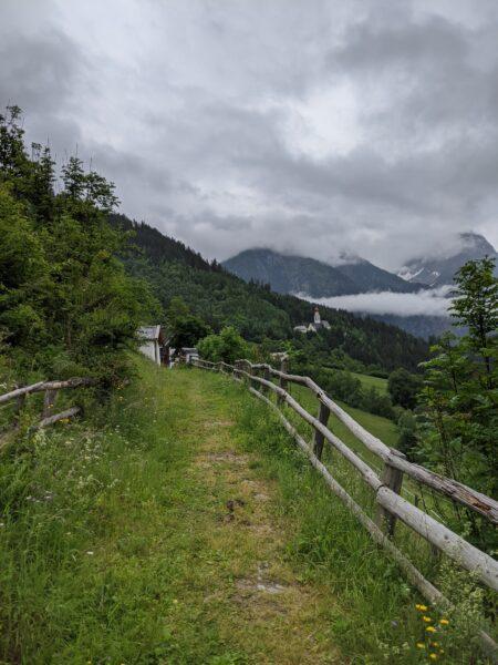 Wallfahrtsweg Kaltenbrunn