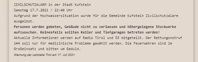 cell-broadcast-warnung-zivilschutzalarm Leitstelle